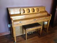I have an upright Kimball piano in excellent