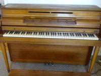This Kimball Piano has been meticulously cared for and