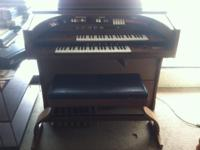 Kimball Swinger Jubilee Electrical Organ $299 With