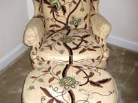 We are the original purchasers of this chair. Since we