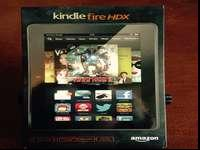 Brand new never out of the box Kindle Fire HDX. Perfect