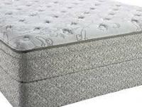 KING SEALY POSTUREPEDIC MATTRESSES SIMPLY $390. Pillow