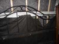 For sale: King size bed in good condition. , selling