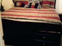 Type:King Size bed and MattressBRAND NEW 5 MONTHS OLD