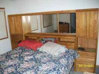Nice Black Hawk Oak King Size Bed Head Board with