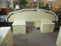 King Size Bedroom Set includes King Size headboard,