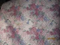6 month old king size mattress and box spring. includes