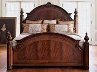 King Size - Bishop Gate Mansion Bed THOMASVILLE KING