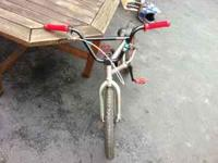 2010 kink transition. mint condition great bmx bike.
