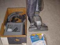 Kirby G-4 Vacuum in excellent condition. Canister