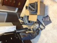 Kirby G-six vacuum for sale with all the attachments &