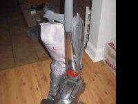 4 year old Kirby Sentria Series Vaccum with the
