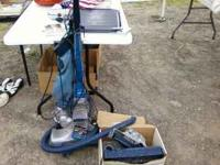 Nice vacuum in working order with attachments $65