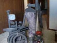 Hi, I'm selling my kirby vacuum cleaner because I