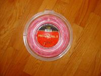 Kirschbaum Pro Line II Red 16g / 1.30mm Tennis String