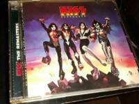 I am selling my entire KISS catalog from KISS-KISS to