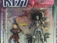 KISS FANS, I HAVE A COMPLETE 4 PIECE SET OF MCFARLAND