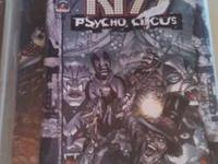 kiss psycho circus comic books issues 1 through 31 in