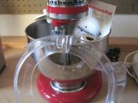 Kitchen Aid Blender 5 qt. 300 watts (Ultra Power) 10
