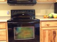 We are offering all our black kitchen devices, they are