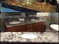 Kitchen & Bath Remodeling Custom Stone Craftsmanship