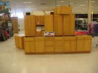 New Kraft Maid cabinets and vanities ,all wood no