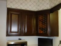 Complete kitchen (Hilton constructed Conrad design) -