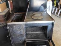 I have a wood/coal fired kitchen cook stove. It has the