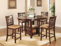 Delray Beach Florida Furniture 600 $. Enjoy A Casual Dinner Using This Five  Piece Counter