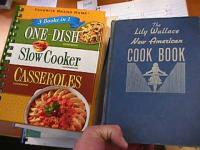 Cook Books I have a Great collection fold up and New