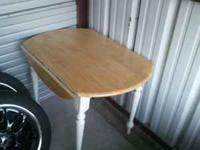 nice kitchen table for sale. you can call  or
