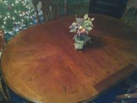I have a four chair kitchen table for sale table can