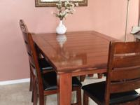 Type:Dining RoomType:TablesTable and four Chairs,