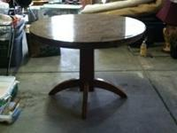 I have a hardly used, 2 years old kitchen table from