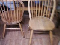 We have a kitchen table with 2 chairs for sale $75.00