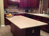 Type: KitchenType: CabinetsCherry oak cabinets w/
