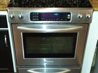 "KitchenAid 30"" Electric Range with 4.1 cu. ft."