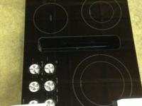 NEW KitchenAid 36 Inch Electric Downdraft Cooktop
