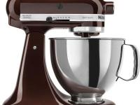 The KitchenAid KSM150PSES 325 Watt Stand Mixer is