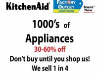 Purchase from your Regional KitchenAid Home appliance