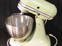 Up for sale is a KitchenAid stand mixer this is one