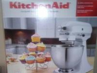 I have a BRAND NEW Kitchen Aid 4.5 Quart (4.3 L)