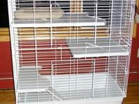Large Marshall Towhouse Playpen or Ferret Cage. $80