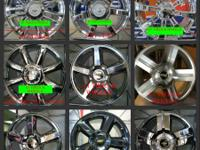 ✿ kjbytoyu ✿ OEM ✿ WHEELS ^^^