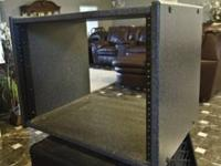 8U rack made by KK Audio. Very good condition. Has a