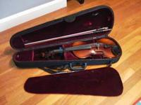 Beautiful Klaus Mueller Violin. Model 320f. Asking $150
