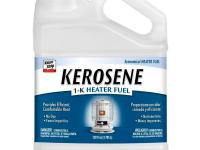 Klean-Strip1-K kerosene is refined to lower the sulfur