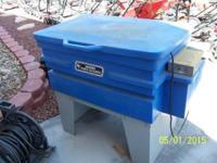 Kleentec Aqueous parts Washer model # kt4000 in very