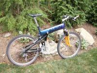 For Sale: 1998 Klein Mantra Comp Mountain bike. Front