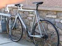 Here is your chance to own a famed Klein road bike with
